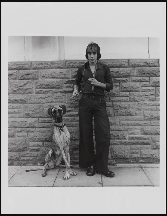 Walking the dog 1976-79